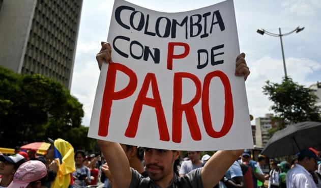 Del 21 N al 21 E, panorama del paro nacional en Colombia